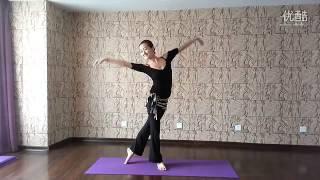 舞韻瑜伽《自由行走的花》