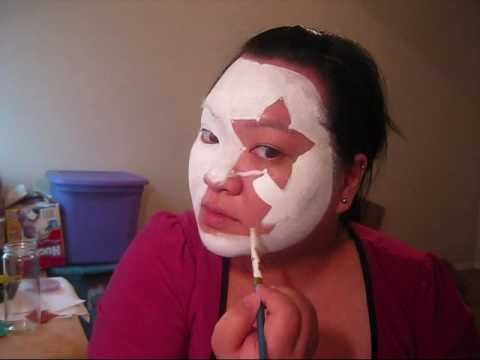 Kiss Paul Stanley Face Painting Tutorial You ...