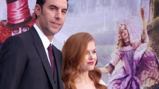 Alice Through The Looking Glass - European Premiere - Official Disney | HD