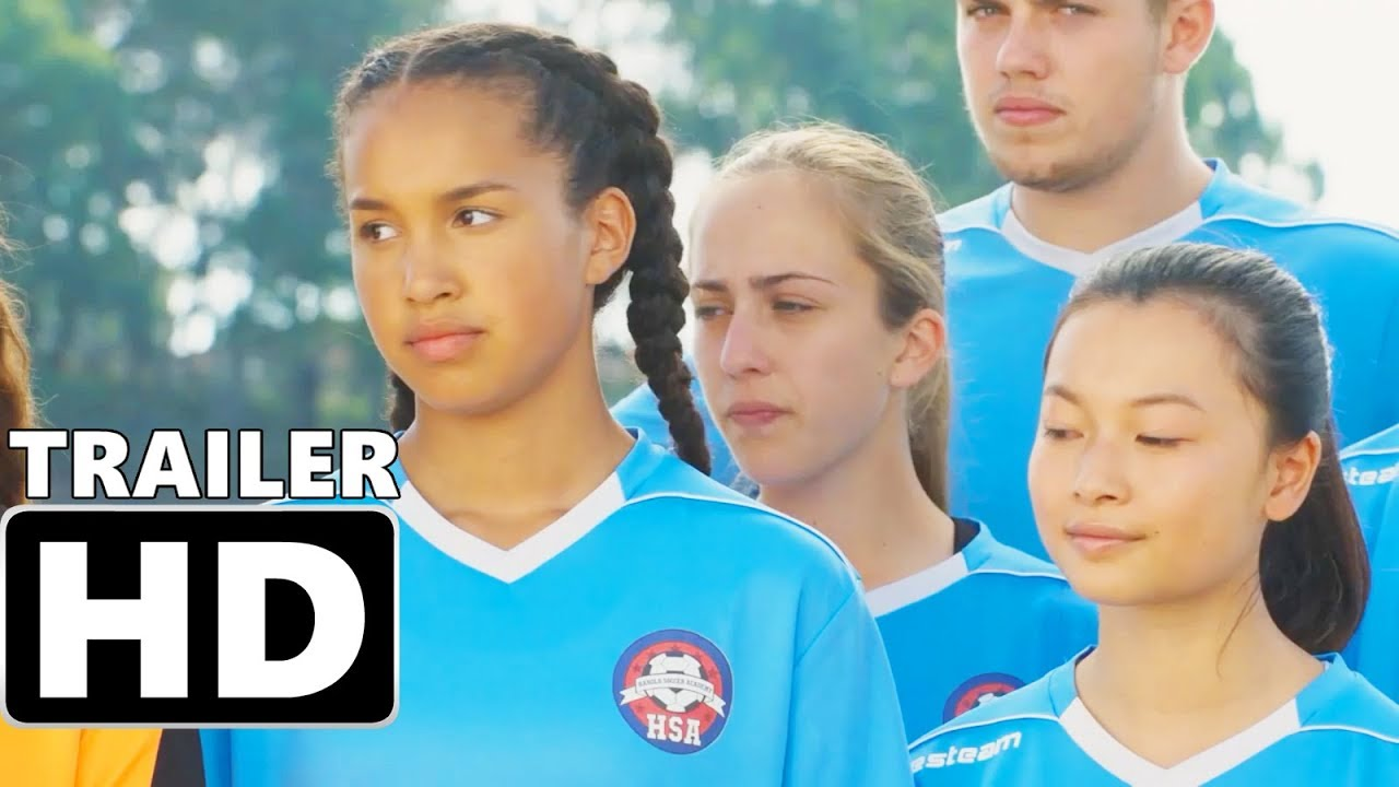 Download BACK OF THE NET - Official Trailer (2019) Sofia Wylie, Christopher Kirby Family Movie