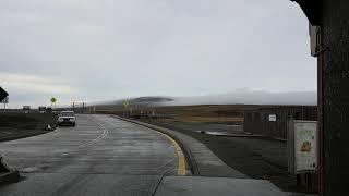 Przejście graniczne Chile - Argentyna na Ziemi Ognistej