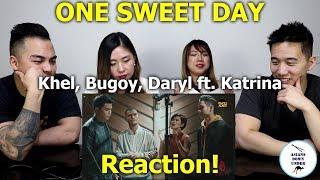 One Sweet Day - Khel, Bugoy, and Daryl Ong feat. Katrina Velarde | Reaction - Australian Asians