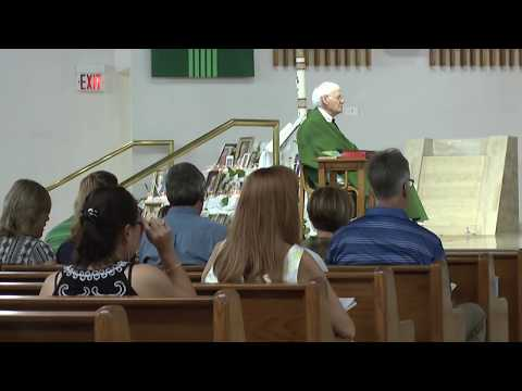 Holy Mass Songs - Church of our Saviour at Cocoa Beach