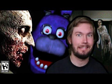 Horror In Video Games