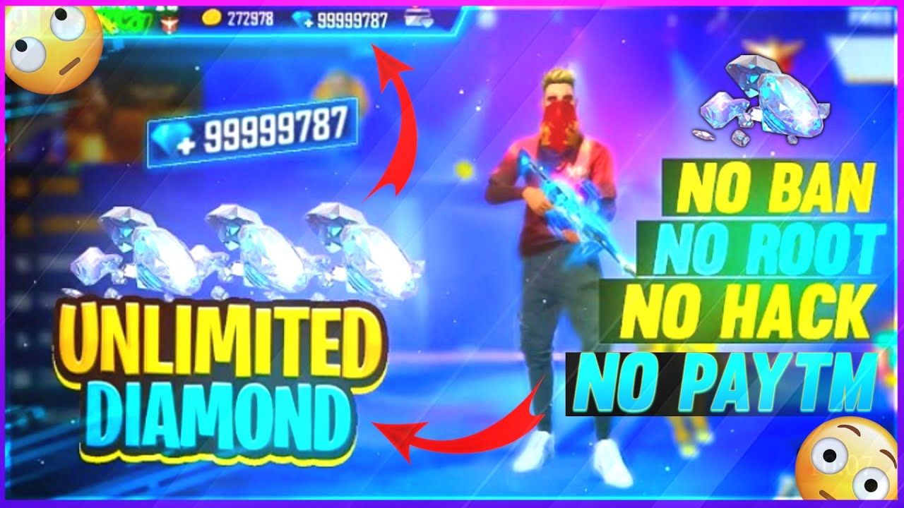 How To Get Free Diamonds in Free Fire | How To Get Free Fire Diamonds Without Paytm | YR Gaming