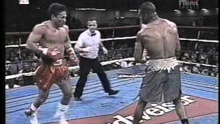 Roy Jones Junior vs Vinny Pazienza - IBF Super Middleweight Title Fight