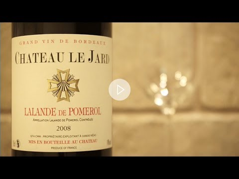ワイン通販 Firadis WINE CLUB 30 ワインテイスティング動画 シャトー・ル・ジャール ラランド・ド・ポムロール(フランス ボルドー産赤ワイン)