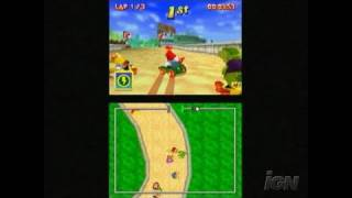 Diddy Kong Racing DS Nintendo DS Review - Video