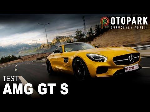 Mercedes AMG GT S | TEST