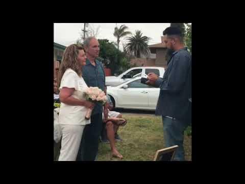 Lisa and Tony Renewal of vows