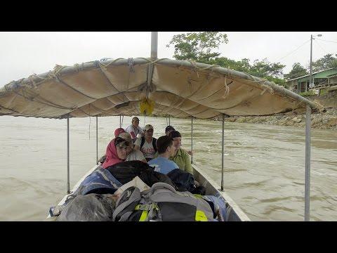 Ecuador Behind the Scenes: Río Napo Flooded!