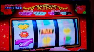 New King Hana-Hana→ニュー・キング・ハナハナ【パチスロ「パート#①」】