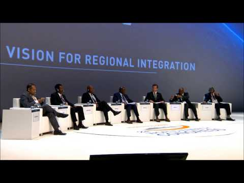 Regional integration / Day 4 Closing session World Energy Congress Istanbul 2016