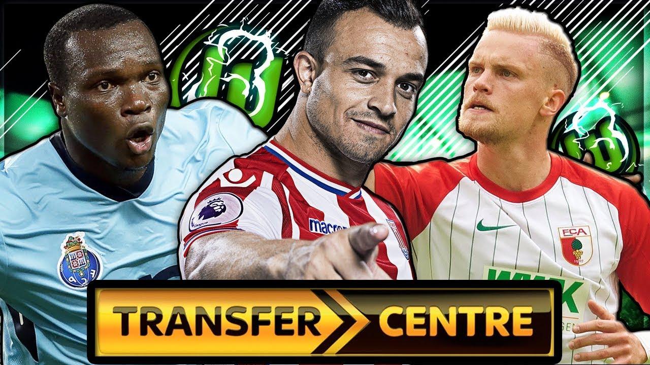 Transfers Wolfsburg