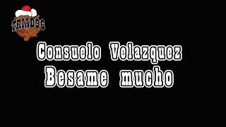 Consuelo Velázquez - Besame Mucho (2 гитары)