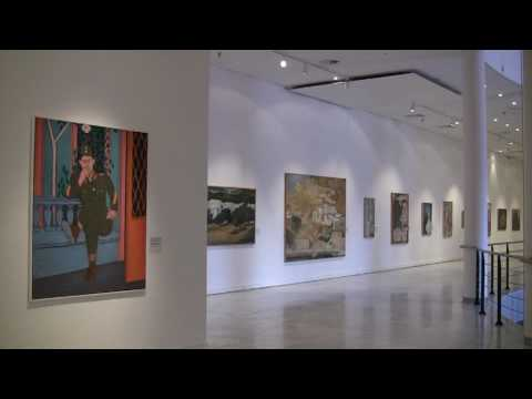 "Macedonian Museum of Contemporary Art Thessaloniki: The exhibition ""Greek Painters"""