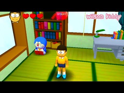 Nobita Mencari Shizuka