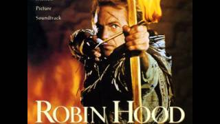 Robin Hood: Prince of Thieves Soundtrack - 03. Little John and the  Band in the Forest