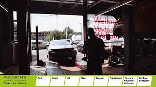 Porsche Inter Auto Hungaria - első employer branding kisfilm
