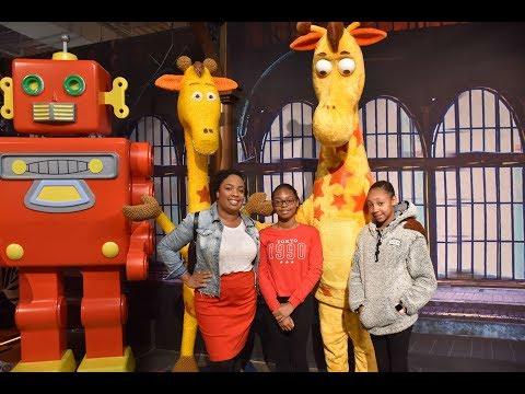 Our Visit At The ToysRus Adventure Atlanta
