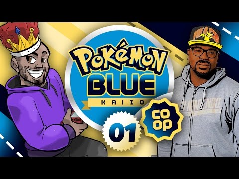 "Pokémon Blue Kaizo Co-op w/ TheKingNappy & Shofu! - Ep 1 ""IS IT TIME?!"""