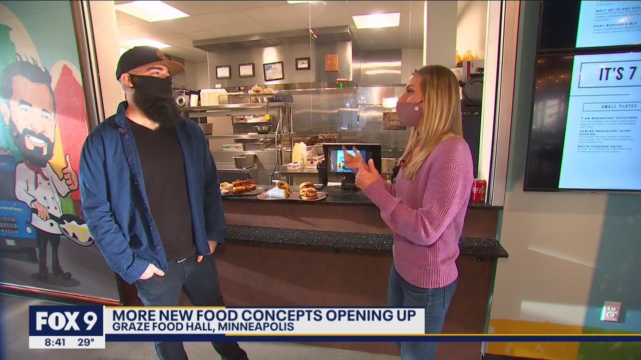 New dining options to check out in Minneapolis | FOX 9 Morning News