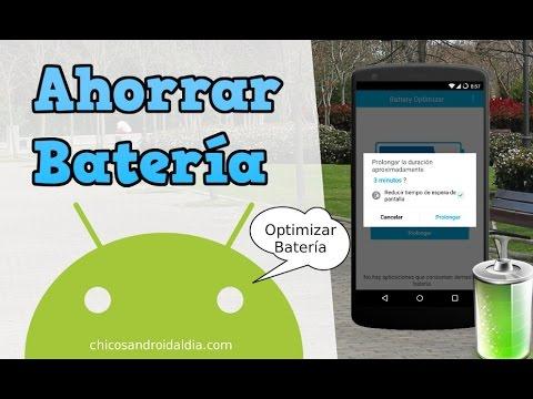 Cómo alargar la duración de la batería de tu móvil Android | Ahorrar batería
