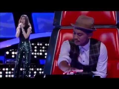 The Voice Thailand - รักคือ - ปลาทอง ธัญนันท์