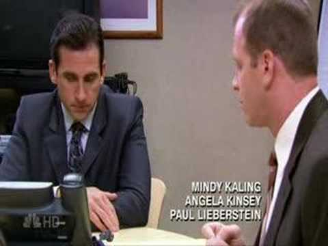 The Office - Yeppers, Yesh
