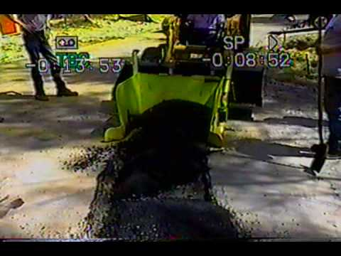 Ditch Runner - DR-100 Utility Paver