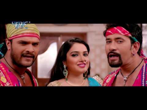पहली बार एक साथ निरहुआ खेसारी और आम्रपाली का Hit Dance - Doodh Ka Karz - Bhojpuri Hit Songs 2016