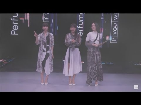 [Sub] Perfume Special Live 170831 - After the performance