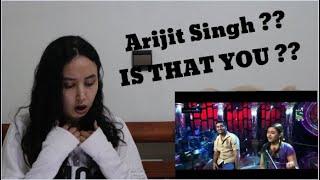 REACTS TO Arijit Singh Live at Indian Idol Junior | Tum Hi Ho
