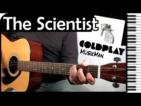 The Scientist 🎹 - Coldplay / MusikMan #058
