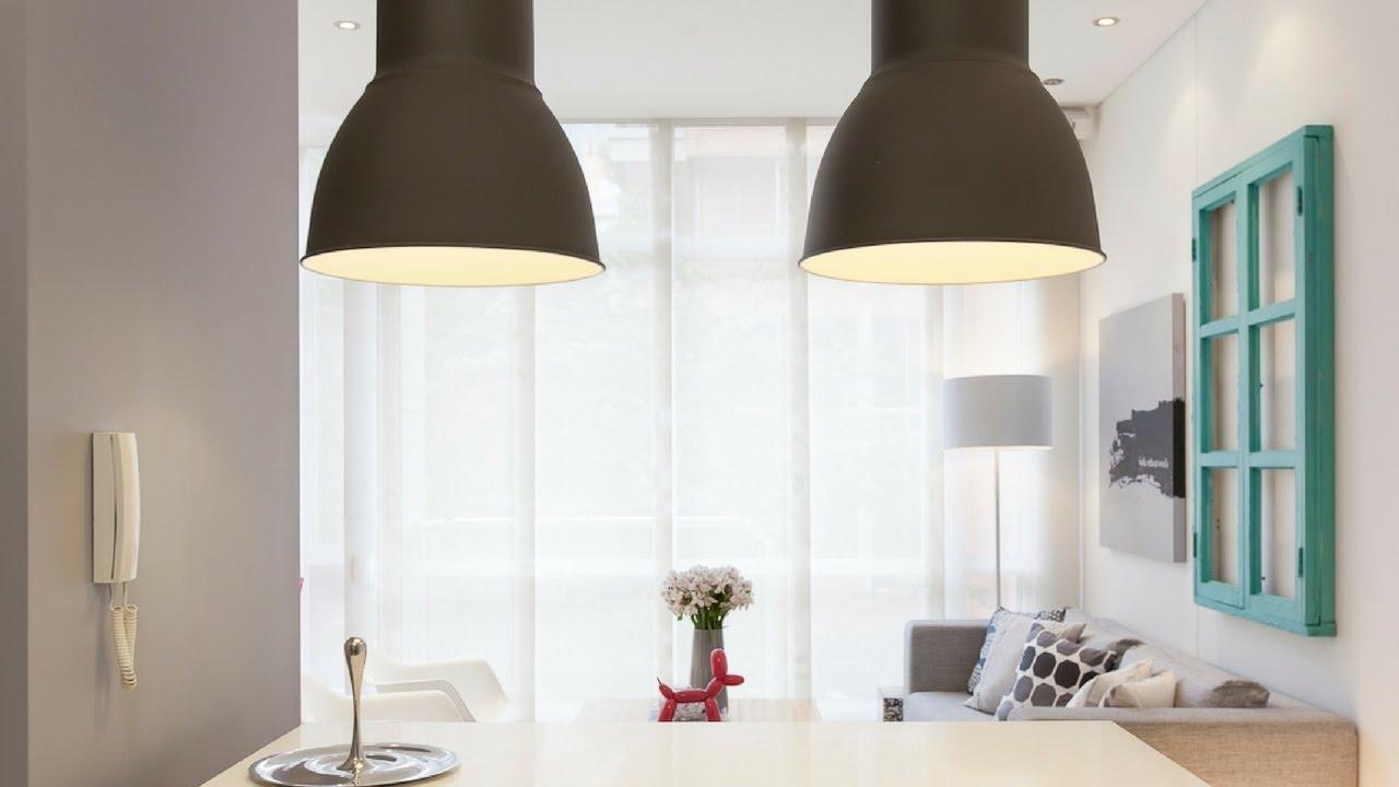 Gu a para instalar tus l mparas de techo youtube - Instalar lampara techo ...