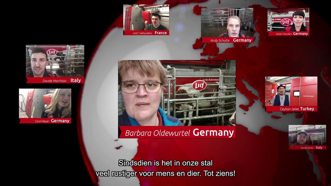 Lely Astronaut A5 – ervaringen na één jaar – Video 4 (NL)
