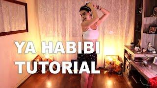 Ya Habibi - Sequência passo a passo | Aline Mesquita Dança do Ventre | Porto Alegre - RS