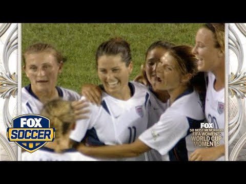 45th Most Memorable Women's World Cup Moment: SARS Moves 2003 Tournament to U.S.   FOX SOCCER