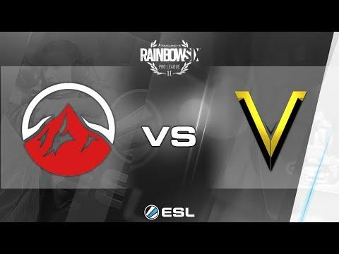 Rainbow Six Pro League - Season 2 - PC - NA - Elevate vs. Vertical Gaming - Week 4