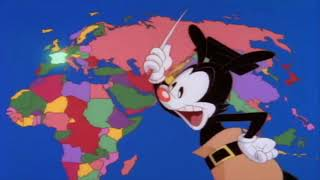 Yakko's Invasions of the World