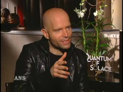 MARC FORSTER JAMES BOND QUANTUM SOLACE DIRECTOR INTERVIEW