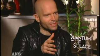 MARC FORSTER JAMES BOND QUANTUM SOLACE DIRECTOR INTERVIEW