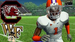 SHOWING WHY HE IS THE BEST CB IN THE COUNTRY - NCAA 11 PS2 CB ROAD TO GLORY