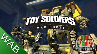 Toy Soldiers War Chest Review - Worth a Buy?
