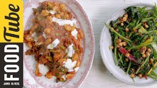 Quick Sausage Gnocchi With Warm Winter Salad | Jamie Oliver