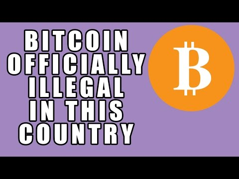 Bitcoin Now ILLEGAL in THIS Country! Can You Guess Which One? Hint: It's in Asia