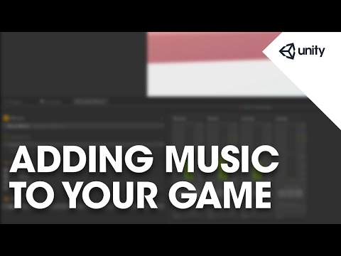 Live Training Mar. 16th, 2015: Adding Music To Your Game