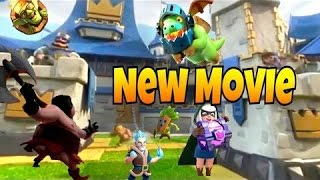 New Clash Royale New 3D Animation Movie