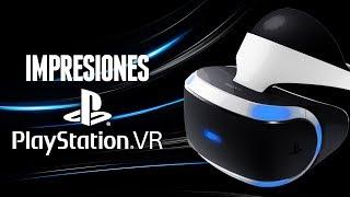 Impresiones PlayStation VR | 3GB