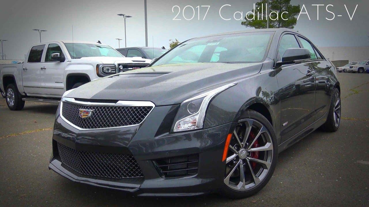 2017 Cadillac Ats V 3 6 L Turbocharged V6 Review